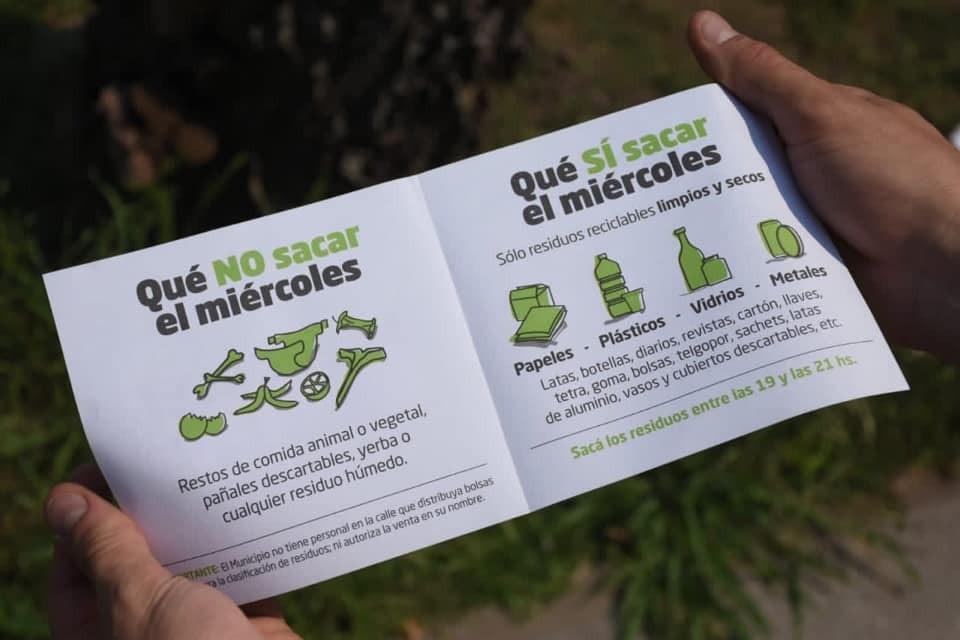 El CEAMSE destacó los resultados del Día Verde en Morón
