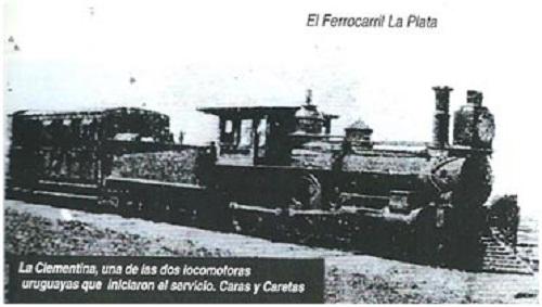 1902: EL TRANVÍA A VAPOR DE LA PLATA A LOS CORRALES DE ABASTO, EL AUTORRIEL… Y EL ÓMNIBUS.