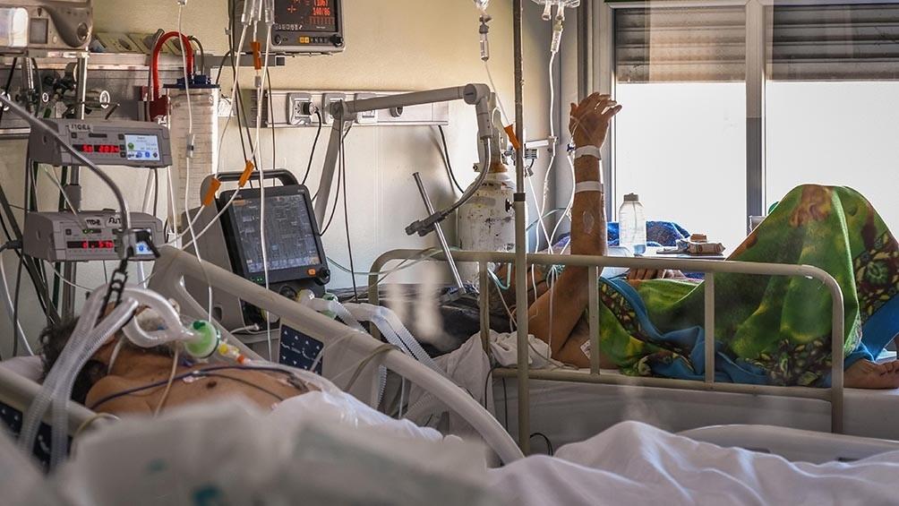 Murieron 399 personas y 24.086 fueron diagnosticadas de coronavirus en el país
