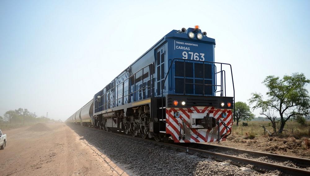 Avanza la reactivación y renovación de dos ramales de la línea Belgrano Cargas