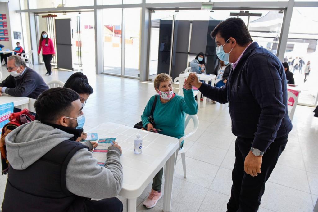 La Matanza: 250.000 vecinos y vecinas ya están vacunados contra el covid-19