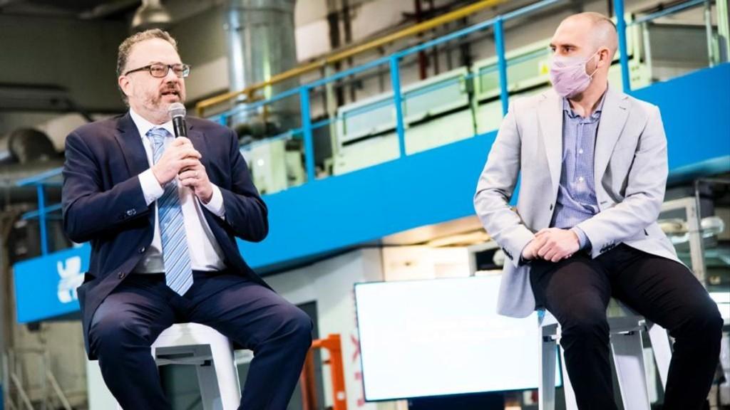 El Gobierno anunció una baja de las retenciones para exportaciones de PyMEs