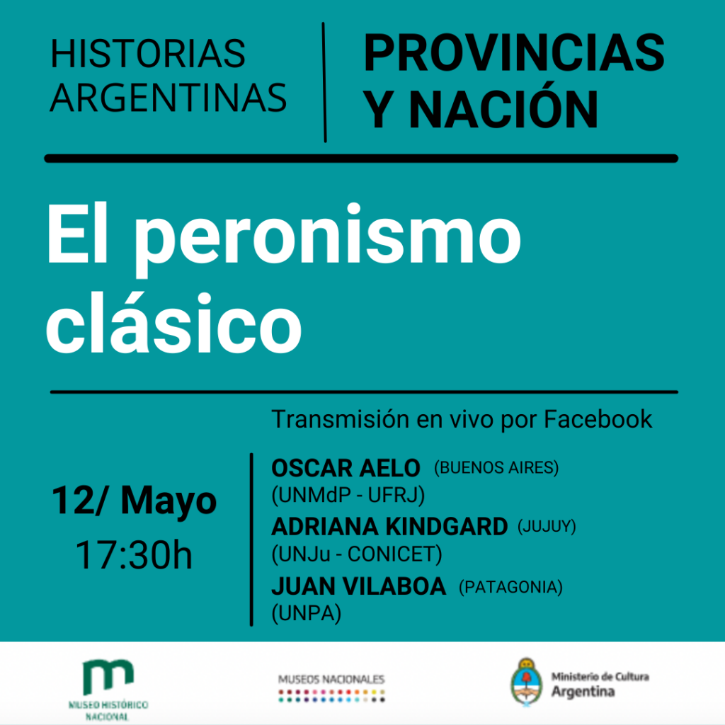 Historias argentinas. Provincias y Nación