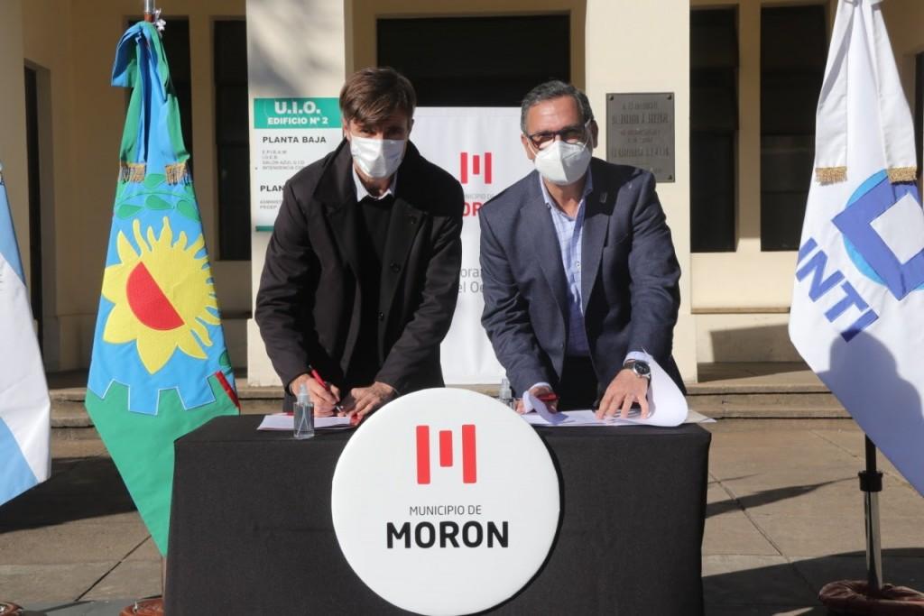 El municipio de Morón pondrá en marcha la Ventanilla INTI en el distrito