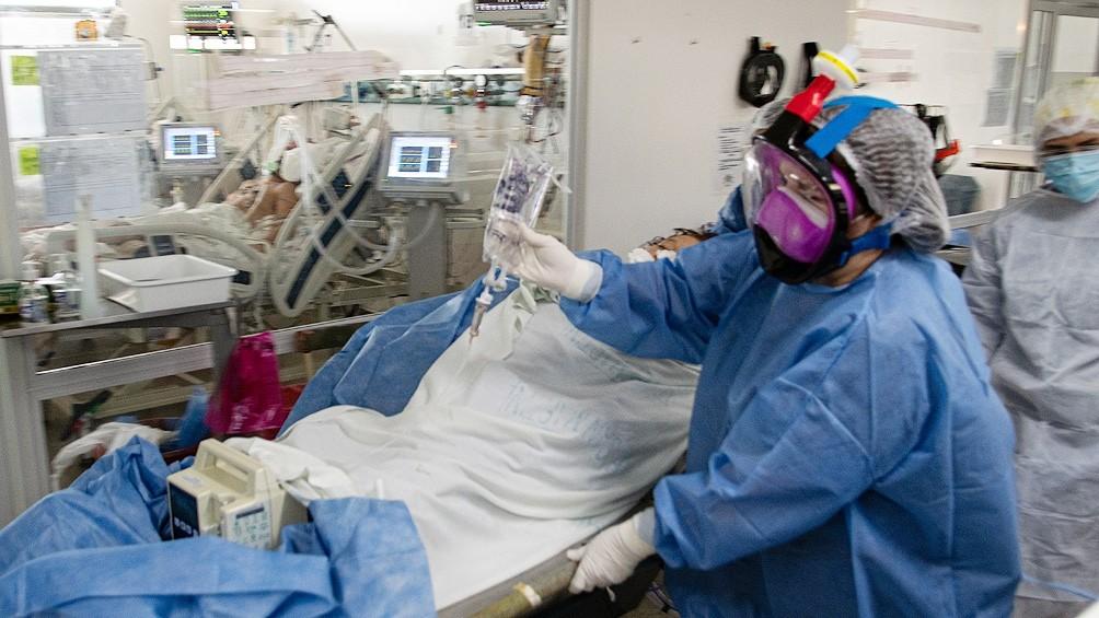 Coronavirus: murieron 448 personas en las últimas 24 horas