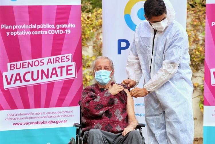 Buenos Aires Vacunate: 1 millón de nuevos turnos