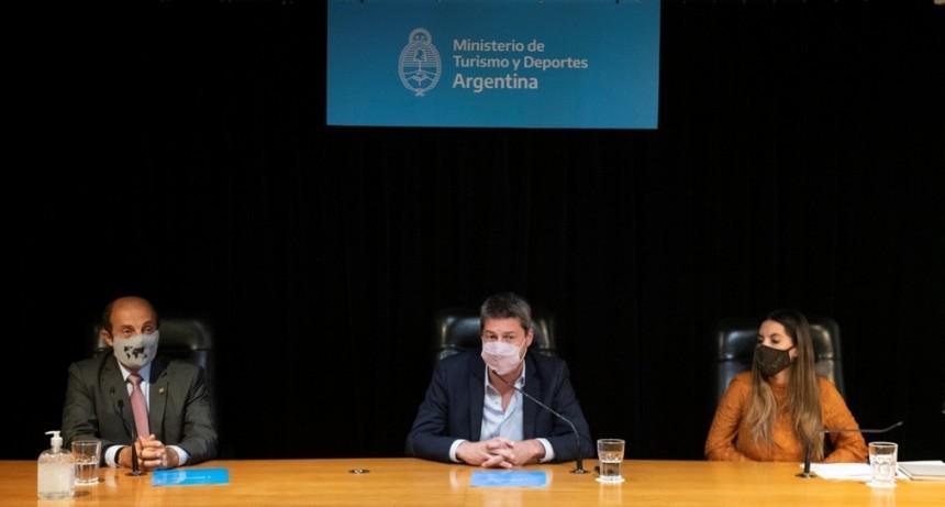 Lanzamiento del Congreso Internacional de Turismo Argentino