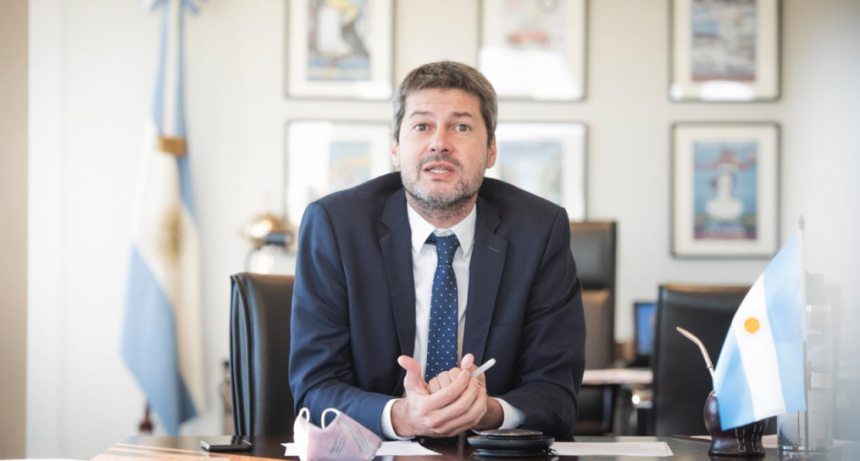 Matías Lammens participó de la reunión de ministros de Turismo del G20