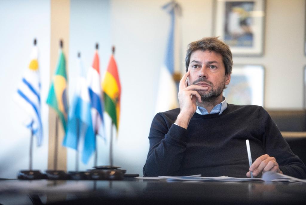 Matías Lammens presidió la XXIV Reunión de Ministros de Turismo del MERCOSUR