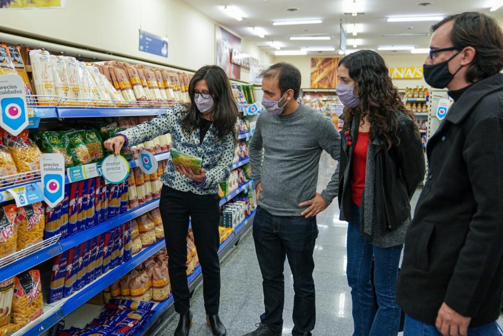 """Paula Español: """"Ya se ve un nuevo aspecto en las góndolas de los supermercados"""""""