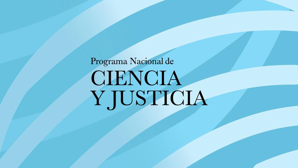 El Programa Nacional de Ciencia y Justicia del CONICET lanza su primer boletín digital