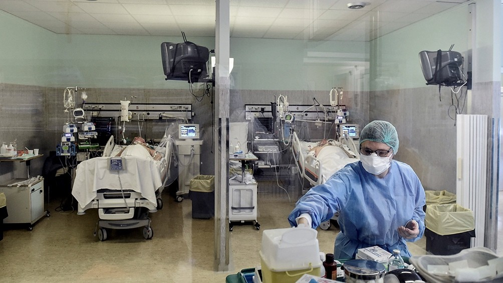 Murieron 687 personas y 21.292 fueron reportadas con coronavirus en las últimas 24 horas