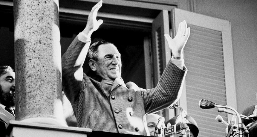 Efeméride nacional del día 12 de junio: ultimo discurso del General Perón