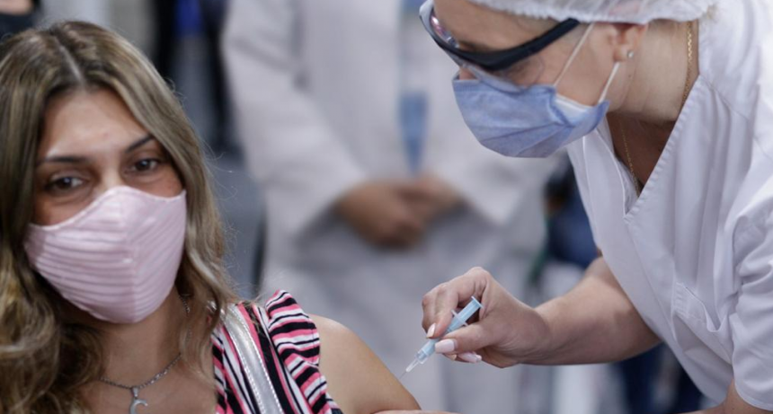 Nuevo récord del Plan de Vacunación: en los últimos 7 días se aplicaron casi 2,4 millones de dosis