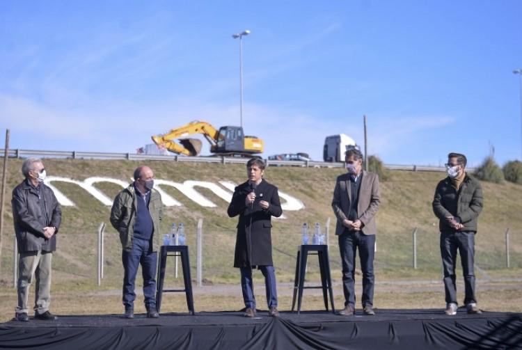 Se anunció la primera etapa de las obras de reconstrucción de la ruta provincial 6