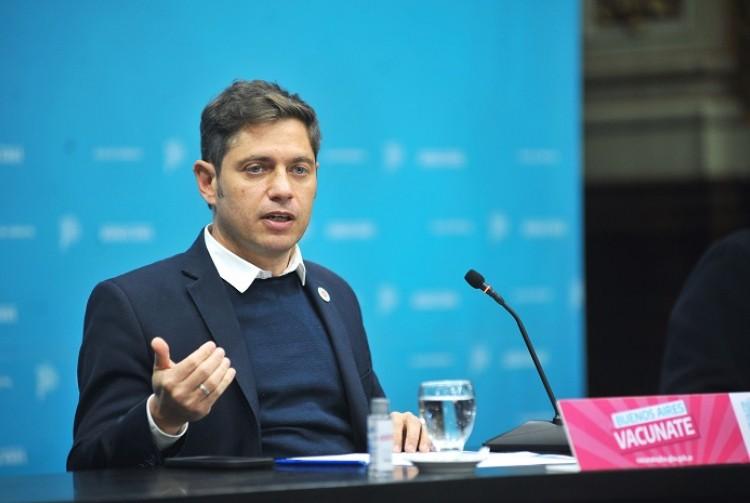 La Provincia de Buenos Aires anunció la vacunación libre para mayores de 30 años y que el área metropolitana ingresó en fase 4