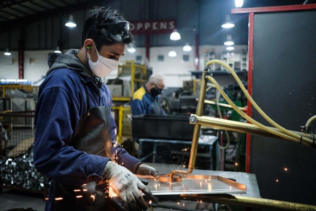 La industria creció entre 3 y 3,2% en los primeros cinco meses del año con relación a 2019