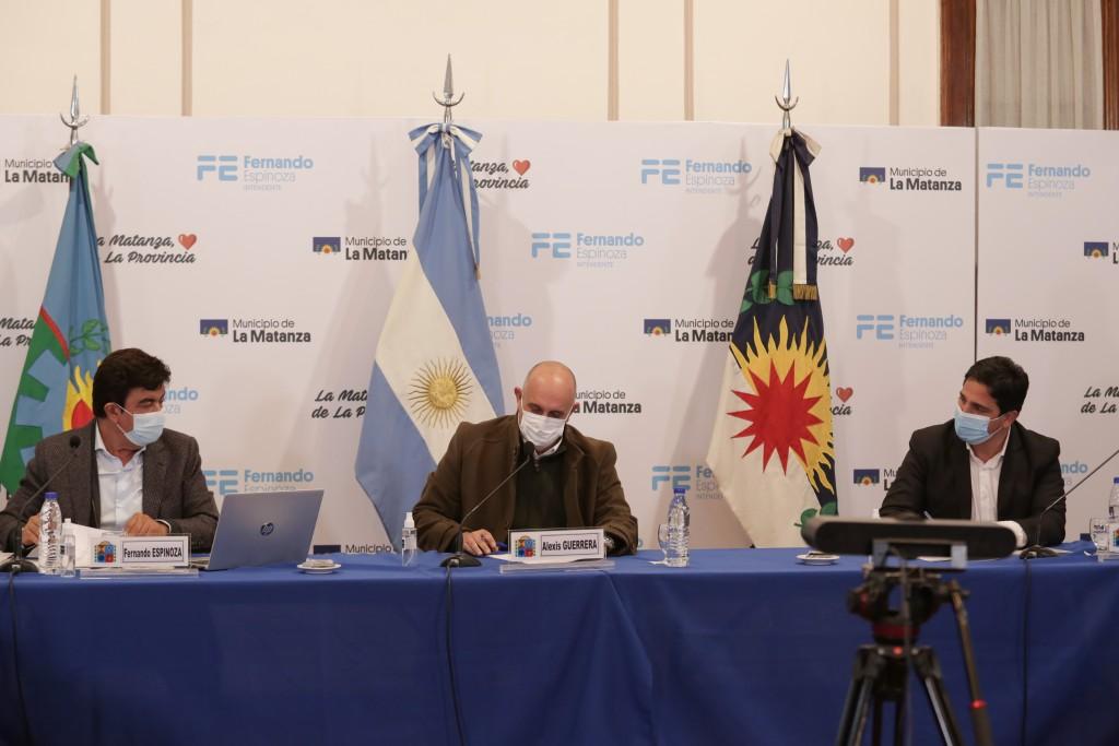 El Ministerio de Transporte anunció la construcción del sexto Paso Bajo Nivel en La Matanza