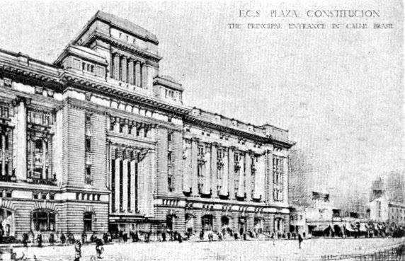 1925 – 1930  El gran impulso del Ferrocarril Sud