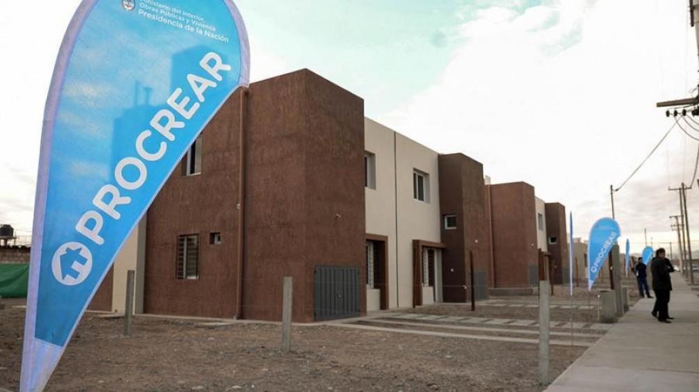Procrear II: este viernes cierra la inscripción para 1.172 viviendas