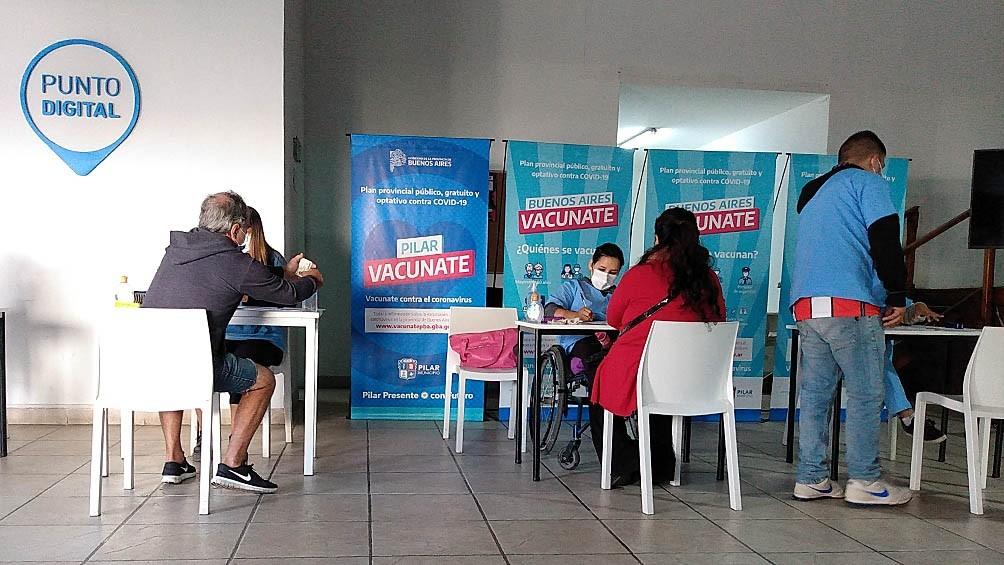 La provincia de Buenos Aires envió más de un millón de turnos de vacunación para los próximos nueve días