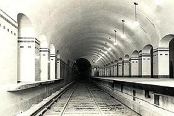 1930 – Estación Terminal Ferrocarril Central de Buenos Aires