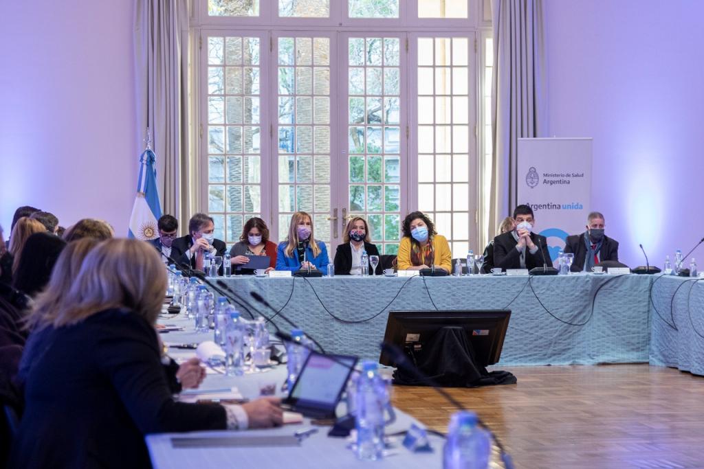 Ministras y ministros de Salud acordaron priorizar la aplicación de segundas dosis de vacuna contra COVID-19 en agosto