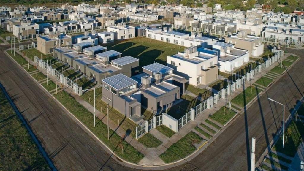 Más de 30 mil inscriptos para acceder a viviendas a través de Procrear II
