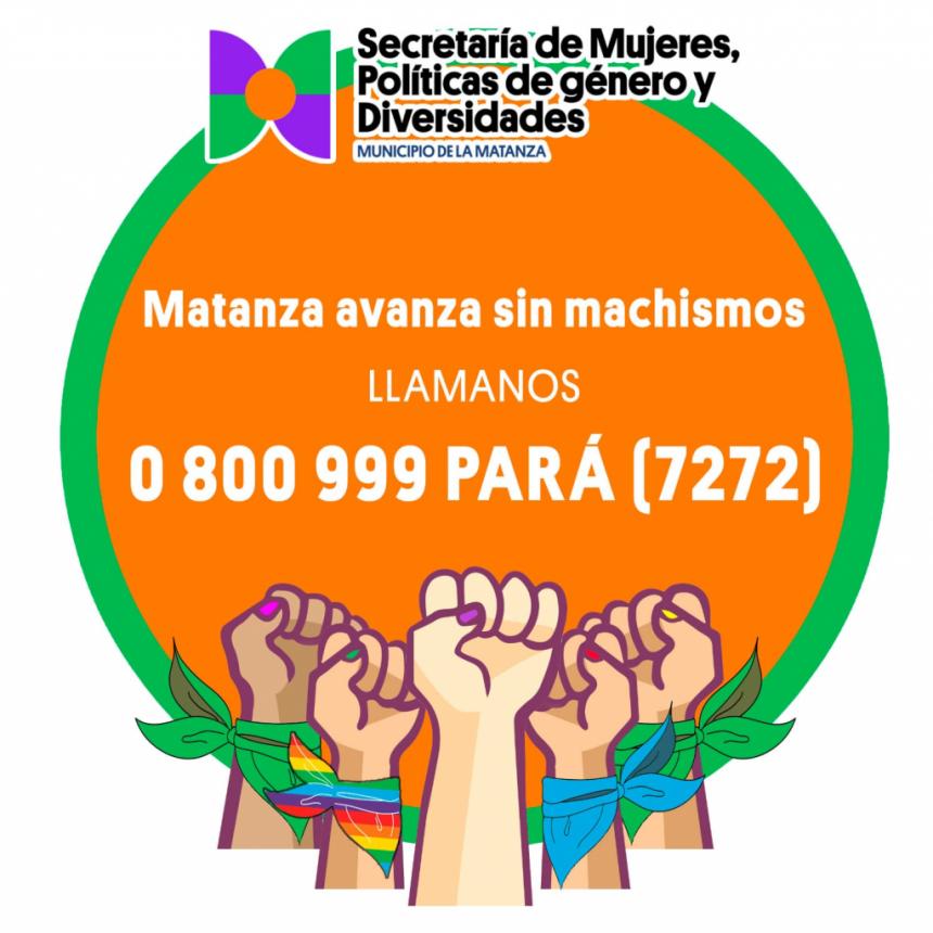 Se registraron más de 6 mil llamados en el 0800-999-7272 (PARÁ)