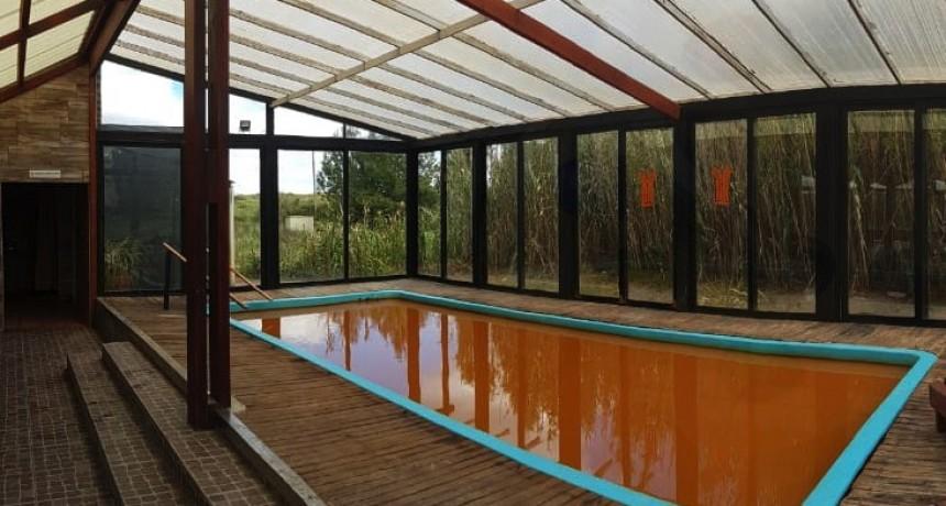 El encanto de las aguas termales y milenarias de Villarino