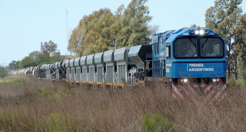 Se rehabilitaron 54 kilómetros de vía para mejorar la operatividad del San Martín Cargas.