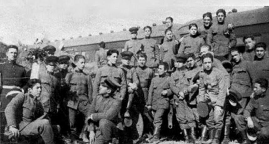 1927- FFCC Buenos Aires al Pacífico 7 de Julio, La tragedia de Alpatacal.