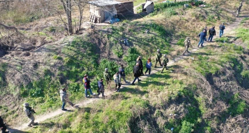 """""""Operación tirolesa"""": Frederic y Espinoza dieron detalles sobre la desarticulación de una organización dedicada al narcotráfico"""