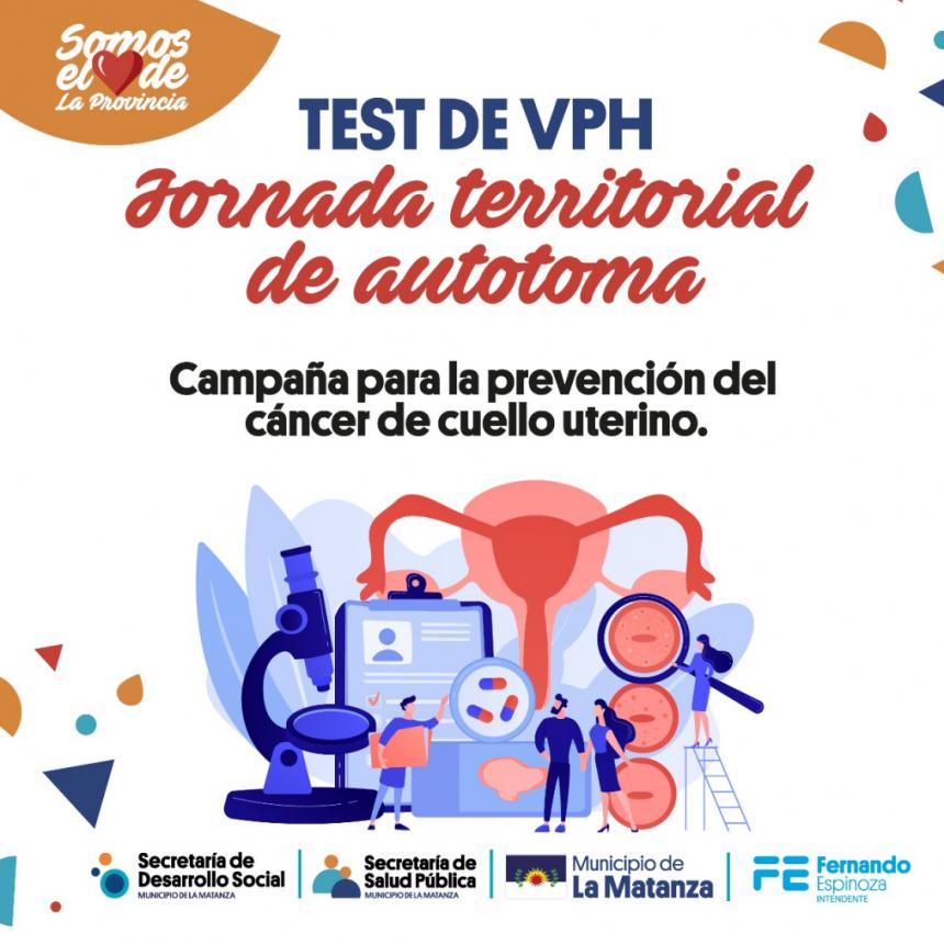 La Matanza: Jornadas Territoriales VPH