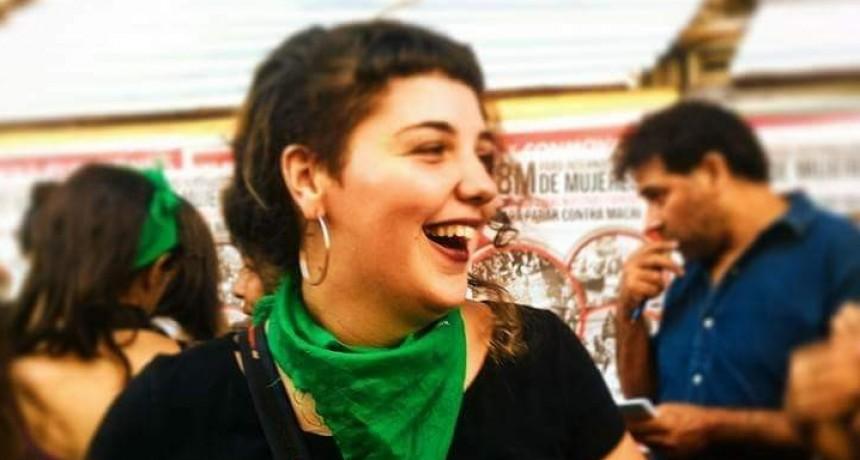 La Matanza coloca en el lugar 13 de la lista de diputados nacionales a  Brenda Vargas Matyi, una joven de 26 años