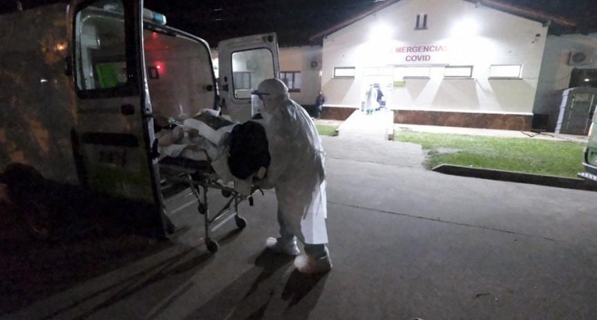Murieron 384 personas y 12.555 fueron reportadas con coronavirus en las últimas 24 horas