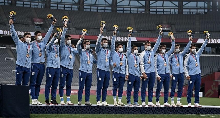 Los Pumas '7 se llevaron el bronce en las olimpiadas