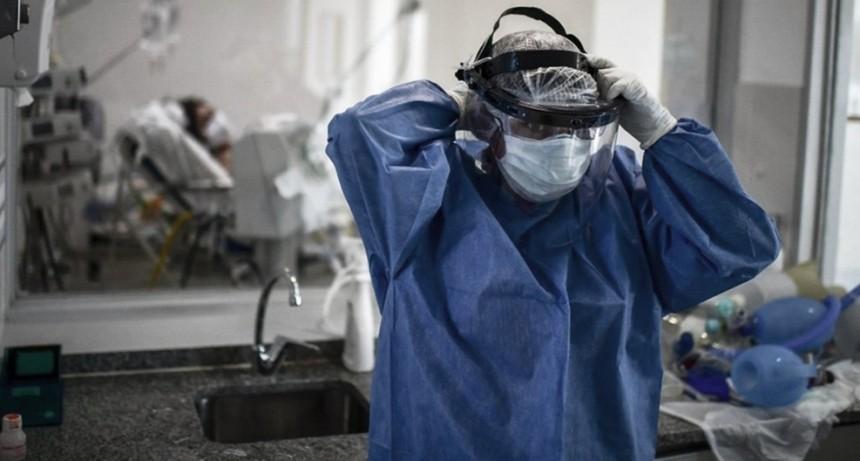 Murieron 474 personas y hubo 13.483 contagios en las últimas 24 horas