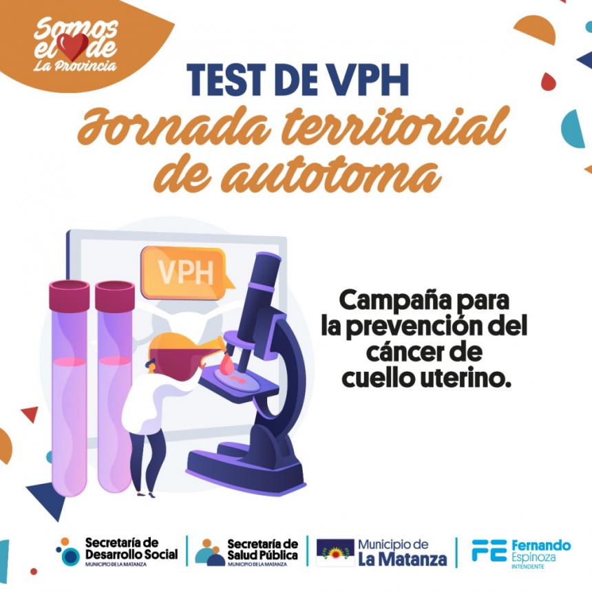 Jornadas de Autotoma - VPH en La Matanza