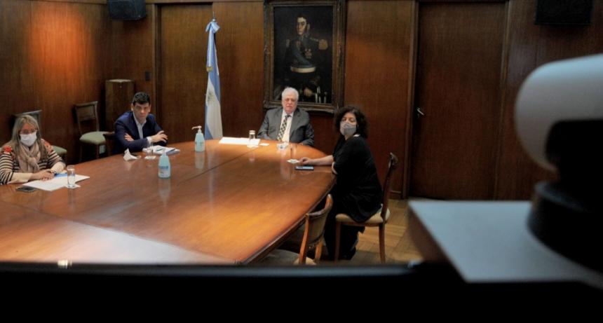 Ministerio de Salud presentó a la COPAL los ejes centrales del proyecto de etiquetado frontal de alimentos