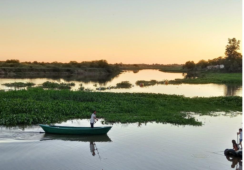 Socioecosistema fluvial Paraná - Paraguay: Estudio argentino en el escenario de cambios globales