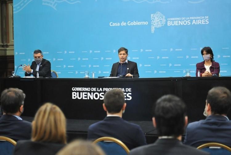 La Provincia de Buenos Aires presentó el nuevo régimen simplificado de Ingresos Brutos para monotributistas