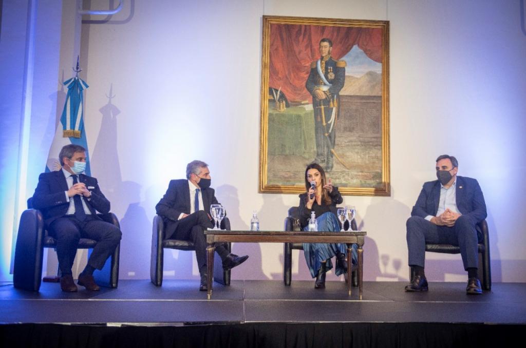 Convenio para impulsar el Turismo del Vino en Argentina