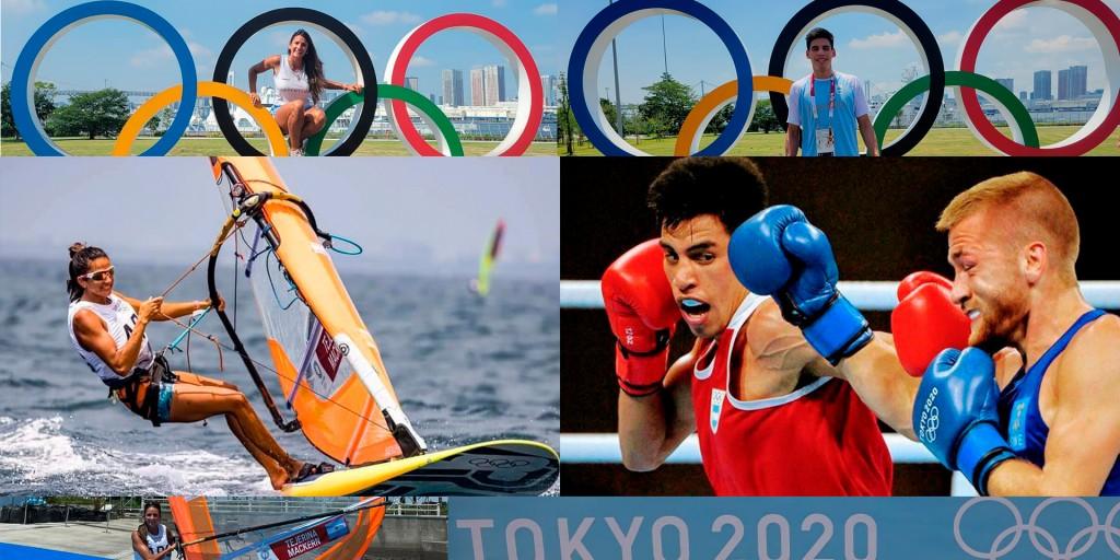 Más de 40 deportistas universitarios participaron de los JJOO Tokio 2020