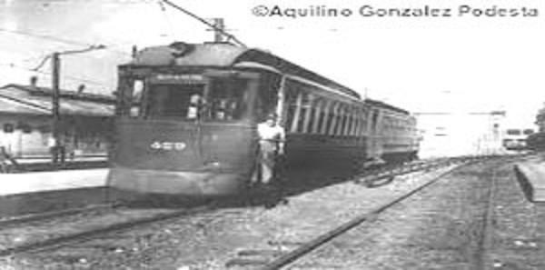 1950 / 1959: Renovación de material tractivo -2- en el FFCC Central Buenos Aires (General Urquiza).