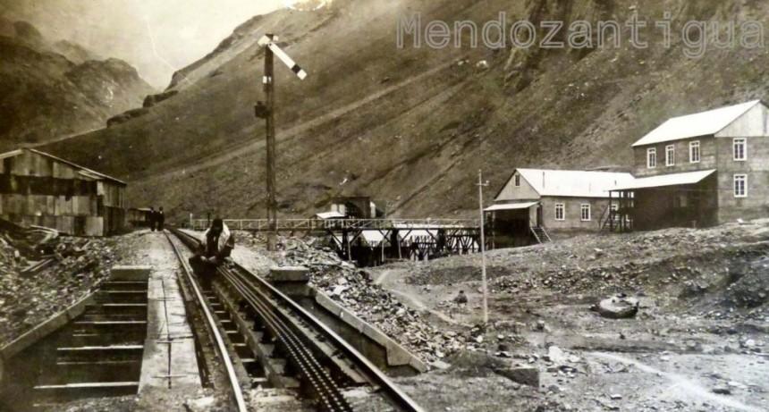 1934 FERROCARRIL TRASANDINO, DESAPARECE LA ESTACIÓN