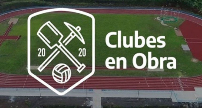 Clubes en Obra llegó a más de mil instituciones en lo que va de 2021