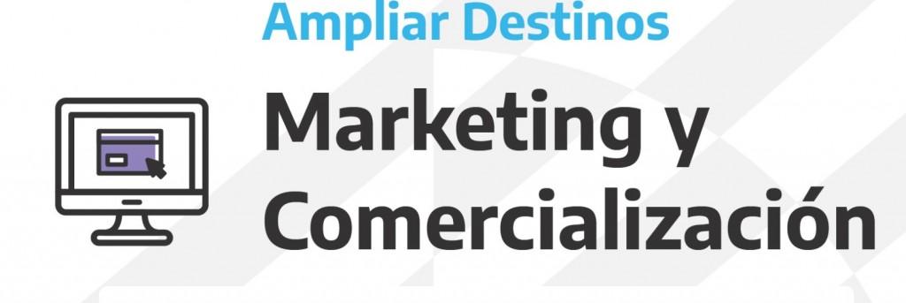 """Comienza un curso de """"Marketing y Comercialización"""" para prestadores y prestadoras de servicios turísticos"""