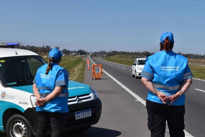La Provincia acompañó al Turismo de Carretera en su vuelta a la actividad