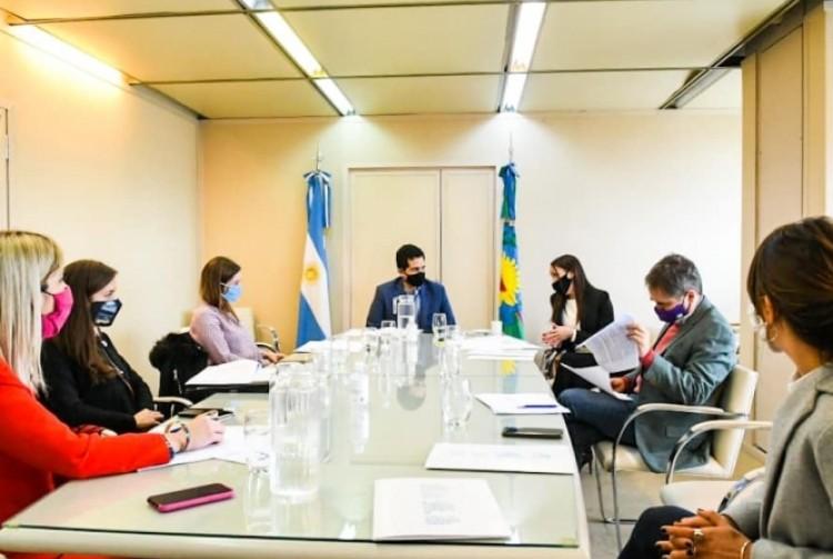 El Ministerio de Gobierno participó en la convocatoria para trabajar en el proyecto de Ley de Ética Pública
